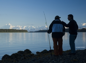 Salmon Fishing in Yakutat, Alaska